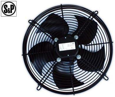 Ventilador S&P HRB/4-300 BPN aspirante | Aspirantes 103 W, 1420 ...