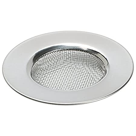 1 Pcs Stainless Steel Kitchen Sink Strainer Waste Plug Drain Stopper Filter Basket With Handle by HONGTIAN