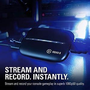 Elgato HD60 S Capture Card, 10...