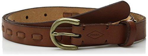 Fossil Women's Vintage Chain Belt, Tan, S