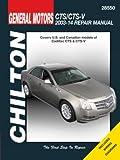 Cadillac CTS/CTS-V Chilton Automotive Repair Manual: 2003-14 (Chilton Automotive Repair Manuals)
