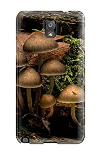 Case Cover Mushrooms/ Fashionable Case For Galaxy Note 3 7633433K64460567