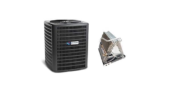 Amazon Com Direct Comfort 2 Ton 13 Seer Air Conditioner Dc