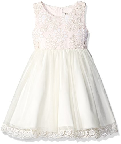 Rare Editions Little Girls' Sequined Special Occasion Dre...