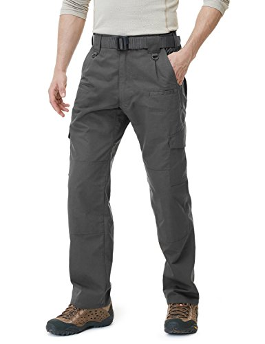 CQ-TLP104-CHC36W32L-CQR-Mens-Tactical-Pants-Lightweight-Assault-Cargo-TLP-104