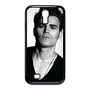 HUS01222 Brand New Custom Hard Cover Case with Paul Wesley for SamSung Galaxy S4 I9500 at Hushell