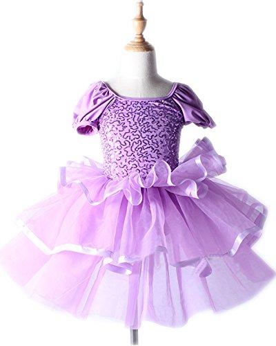 ballet tutu dress latin dress for children professional b...