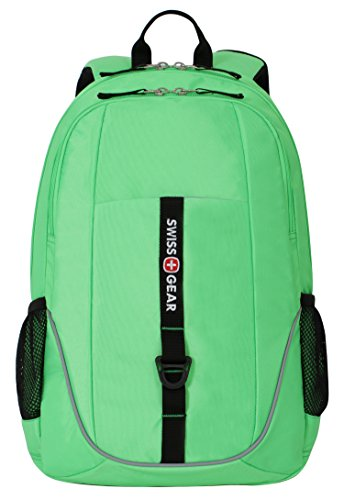 SwissGear SA6639 Green Computer Backpack