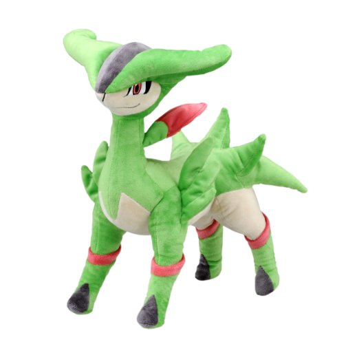 "Takaratomy Pokemon Best Wishes Big Plush - 13"" Virizion"