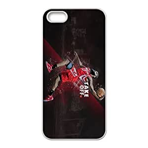 Generic Cell Phone Cases For Apple Iphone 5 5S Cell Phone Design With 2015 NBA #13 James Harden Houston Rocket niy-hc828692