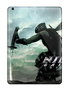 9762122K30427184 Forever Collectibles Ninja Gaiden Sigma 2 Ps3 Game Hard Snap-on Ipad Air Case