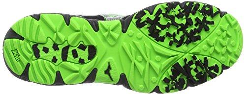 green Mizuno Da tx Kien Uomo Gecko black G Wave Corsa silver Black Scarpe qgxUwP4Bg