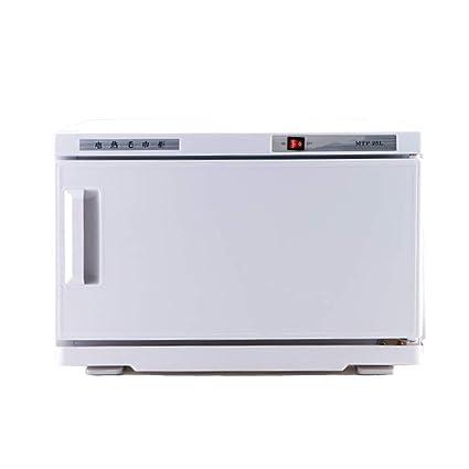25L/50L Caliente Toalla Calentador Cara Esterilizador de Toallas Gabinete Desinfección Alto Temperatura Herramienta para