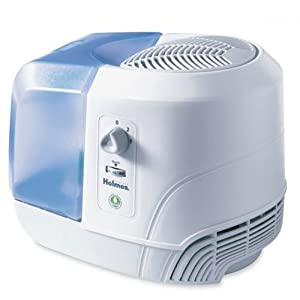Holmes Group Purified Cool Mist Humidifier with Shatterproof Tank, HM1300-NU