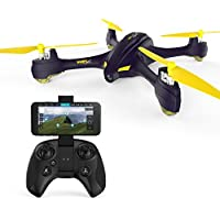 WIFI FPV Version Hubsan X4 H507A Plus Drone with 720P HD Camera Headless Mode Quadcopter with GPS Modus great for Beginners