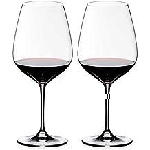 Riedel Heart to Heart Cabernet Sauvignon Glasses, Set of 2