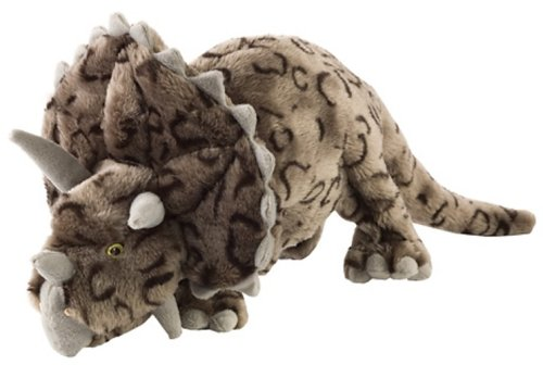 Coleman Triceratops Dino Dog Toy, My Pet Supplies
