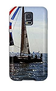 Shock-dirt Proof Boat S Case Cover For Galaxy S5 by lolosakes