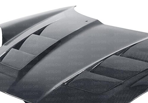 Toyota Mrs Carbon 2005 (Seibon TS-Style Carbon Fiber Hood for 2000-2005 Toyota MRS)