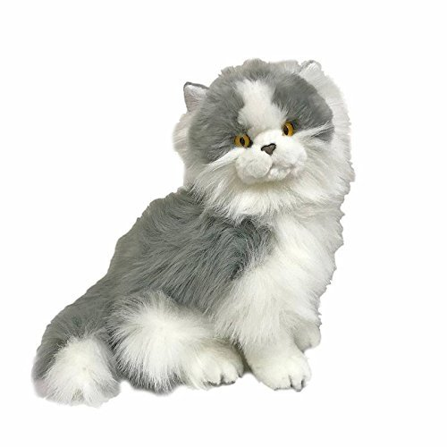 Bocchetta Plush Toys Cat Kitten Missy Stuffed Animal Toy 13""
