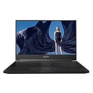 "GIGABYTE Aero 15X v8-BK4 15"" Ultra Slim Gaming Laptop 144Hz IPS Anti-Glare FHD Display, i7-8750H, GeForce GTX 1070, 16G RAM, 512GB PCIE SSD, Metal Chassis, RGB Keys (B07BSXCCHK)   Amazon Products"