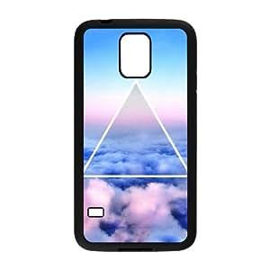 Samsung Galaxy S5 Cell Phone Case Black Nebula Galaxy Rylv