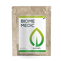 Purium Biome Medic - 60 Vegan Capsules - Gut Health Support Supplement, Removes...