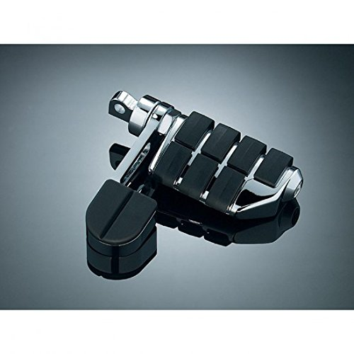 Iso Stirrup Mount - Kuryakyn Male Mount ISO Stirrups With Pegs - Dually/--