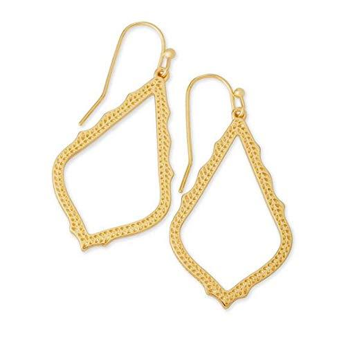 Kendra Scott Women's Sophia Earrings Gold/Metal Earring