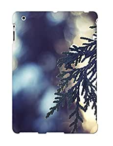 Hot Snowy Pine Branch First Grade Tpu Phone Case For Ipad 2/3/4 Case Cover by supermalls