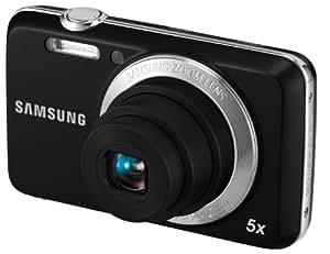 """Samsung WB80 - Cámara digital (12,2 megapíxeles, zoom óptico de 5x, pantalla de 6 cm (2,36""""), estabilizador de la imagen), color negro"""