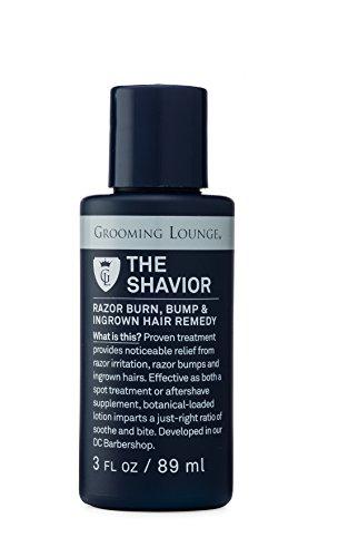 Grooming Lounge The Shavior – Barber-Approved Shave Treatment, Shaving Irritation, Eliminates Razor...