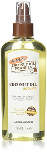 Palmer's Coconut Oil Formula Body Oil - 5.1 Fluid Ounce