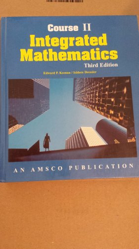 Integrated Mathematics Course 2