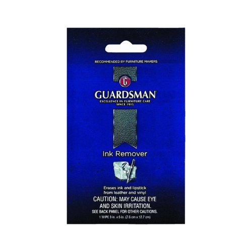 Guardsman Lipstick Remover Leather Cleaner