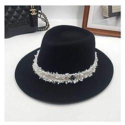Wool Felt The New Hearts Cap M Cap Joker Hat Black Jazz Mo Han Edition Tide Restoring Ancient Ways Female Hat