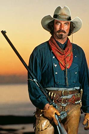4c1a06d73eece Image Unavailable. Image not available for. Color  Tom Selleck in Quigley  Down ...
