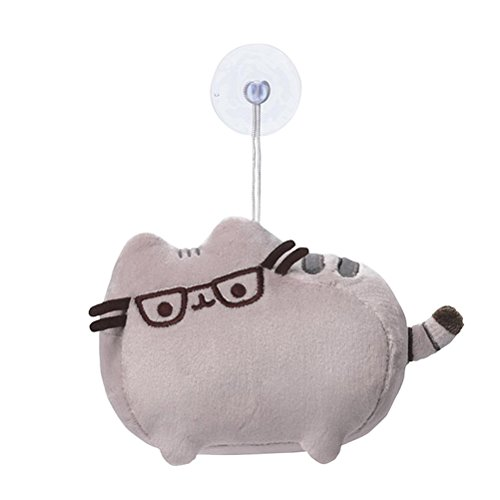 Pusheen the Grey Cat Soft toy 14 cm - with suction cup