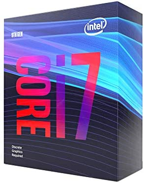 Intel Core i7-9700F Desktop Processor 8 Core 3 GHz velocity (Up to 4.7 GHz) Without Processor Graphics LGA1151 300 Series 65W (BX80684I79700F)