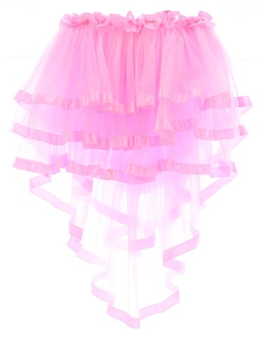 WILDROSE - Falda - para mujer rosa claro