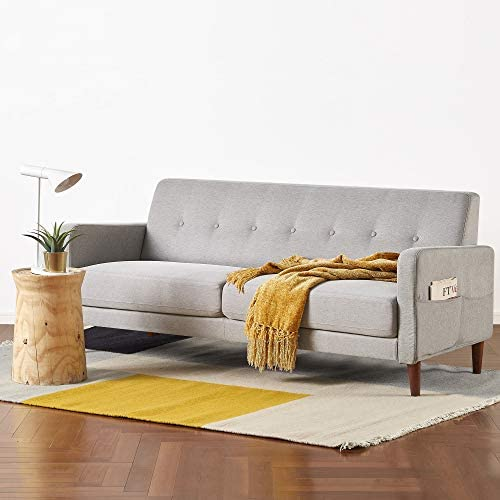 Mellow ADAIR Mid-Century Modern Loveseat/Sofa/Couch