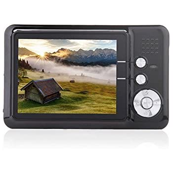 "GordVE GVE001 CDFE 2.7"" LCD HD Digital Camera Mini Camcorder Video Camera-- Black"