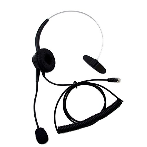 CBK Authentic Replacement T400 Headset Headphone for Plantro