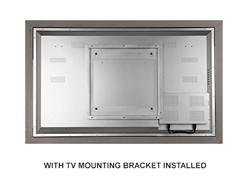 """55"""" TV Mirror with Frame"""