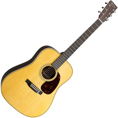 - Martin HD-28 Dreadnought Acoustic Guitar