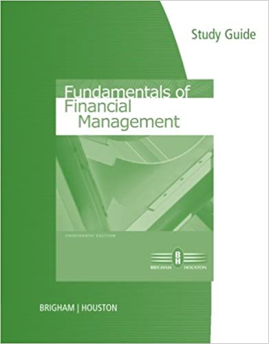 Study guide for brighamhoustons fundamentals of financial study guide for brighamhoustons fundamentals of financial management 13th 13th edition fandeluxe Image collections