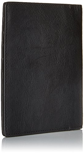 Passport Leather Case Passport Fossil Fossil Black Leather q10xIEt
