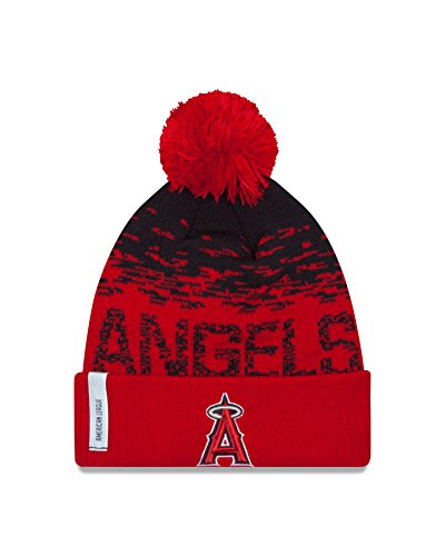 fan products of MLB Los Angeles Angels Headwear, Navy/Scarlet, One Size