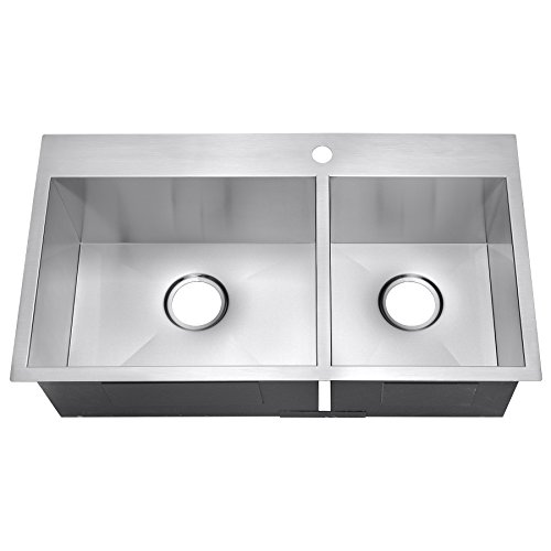 Dual Kitchen Sink (Golden Vantage 32