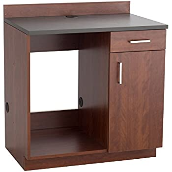 Amazon.com: Series C 66-inch Desk Shell, Auburn arce ...
